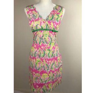 Lilly Pulitzer Jungle Print Dress